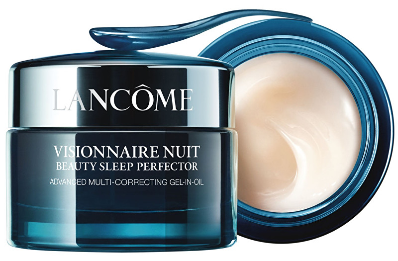 Lancôme Zkrášlující noční péče Visionnaire Nuit (Beauty Sleep Perfector Advanced Multi-Correcting Gel-in-oil) 50 ml