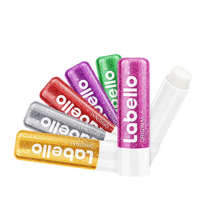 Labello Balzám na rty Original Sparkle Limitovaná edice (Lip Balm) 4,8 g