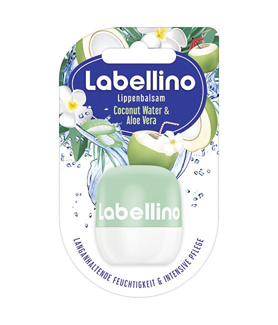 Labello Balzám na rty s vůní kokosu Labellino (Coconut) 7 g