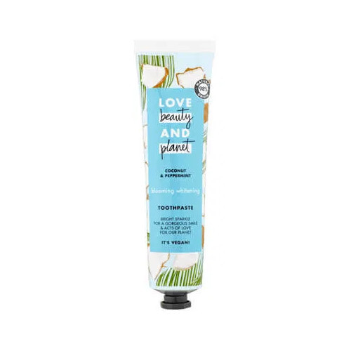 Love Beauty and Planet Zubní pasta Coconut  Peppermint Toothpaste 75 ml