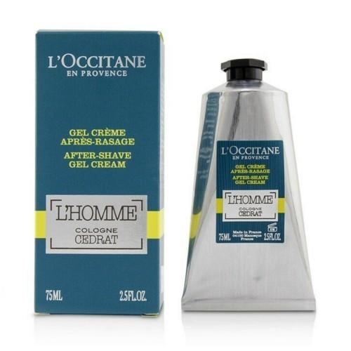 L`Occitane en Provence Balzám po holení Cedrat (After-Shave Gel Cream) 75 ml