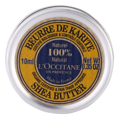 LOccitane En Provence Bambucké máslo pro suchou pokožku 100 % BIO (Shea Butter) 10 ml