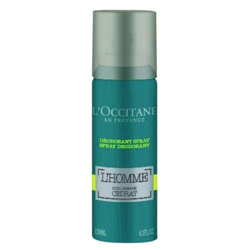 L`Occitane en Provence Deodorant ve spreji pro muže Cedrat (Deo Spray) 130 ml