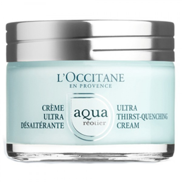 L`Occitane en Provence Hydratační pleťový krém s obsahem vody (Aqua Thirst-Quench Cream) 50 ml