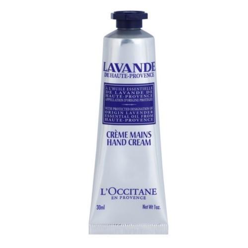 L`Occitane en Provence Krém na ruce a nehty s bambuckým máslem Lavande (Hand Cream) 30 ml