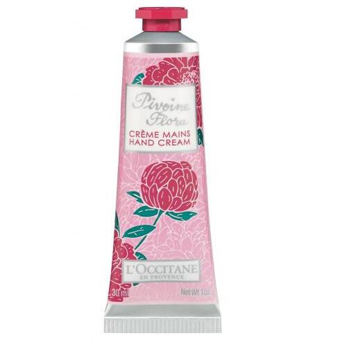 L`Occitane en Provence Krém na ruce Pivoňka (Hand Cream) 30 ml