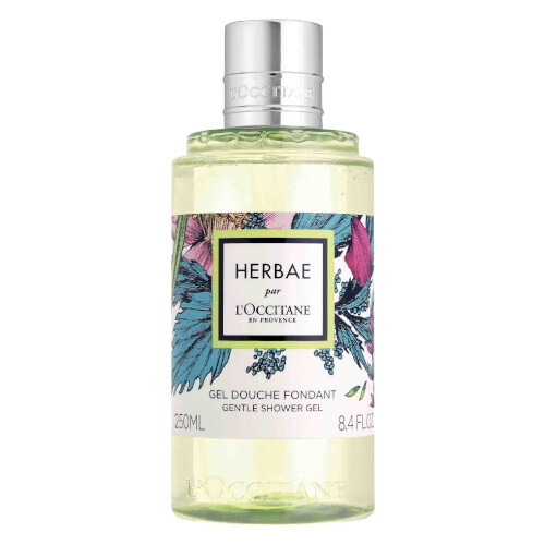 L`Occitane en Provence Sprchový gél s vôňou divokých tráv a kěvtin (Gentle Shower Gel) 250 ml