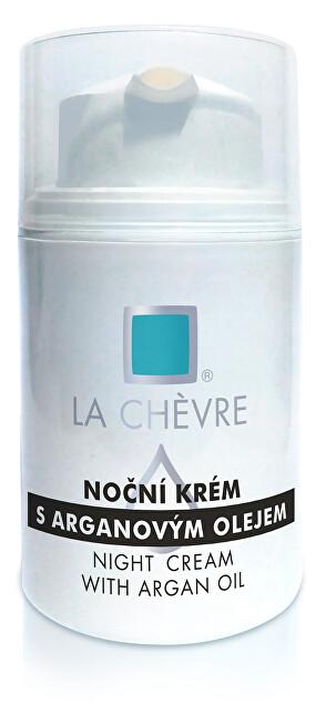 La Chévre Noční krém s arganovým olejem (Night Cream With Argan Oil) 50 g