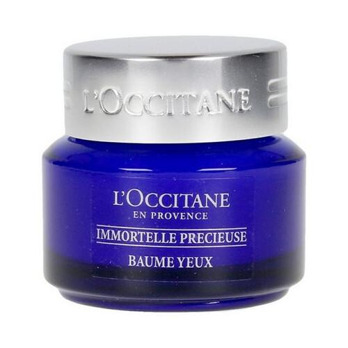 L`Occitane en Provence Očný balzam Immortelle Precieuse (Baume Yeux) 15 ml