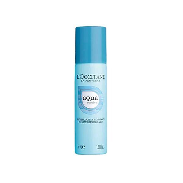 L`Occitane en Provence Osvěžující hydratační sprej s obsahem vody (Aqua Moisturising Mist) 50 ml