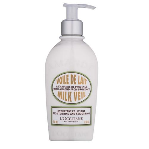 L`Occitane en Provence Zpevňující tělové mléko Amande (Moisturizing And Smoothing Milk) 240 ml