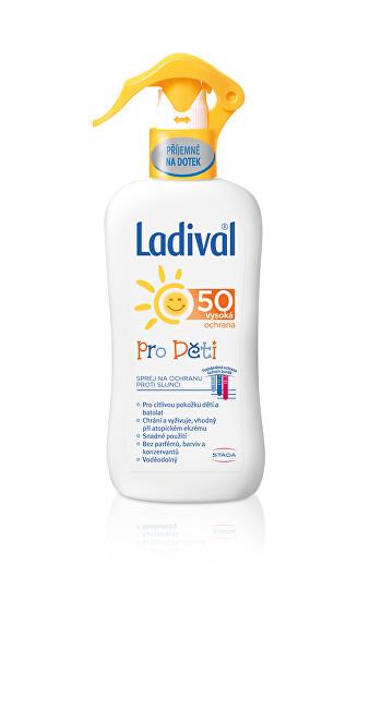 Ladival Sprej na opalování pro děti OF 50 200 ml