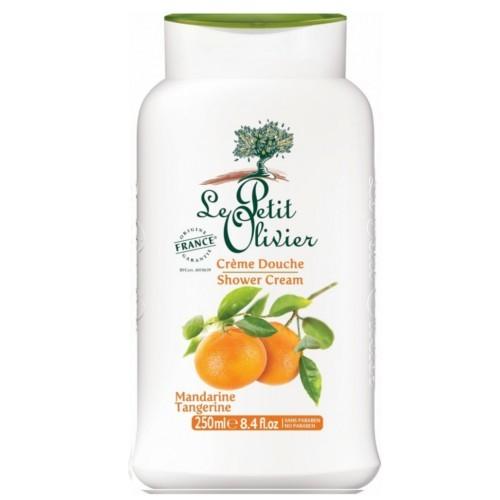 Le Petit Olivier Jemný sprchový krém Mandarinka (Shower Cream) 250 ml