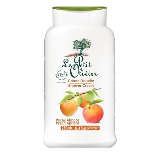 Le Petit Olivier Jemný sprchový krém Nektarinkový květ (Shower Cream) 250 ml