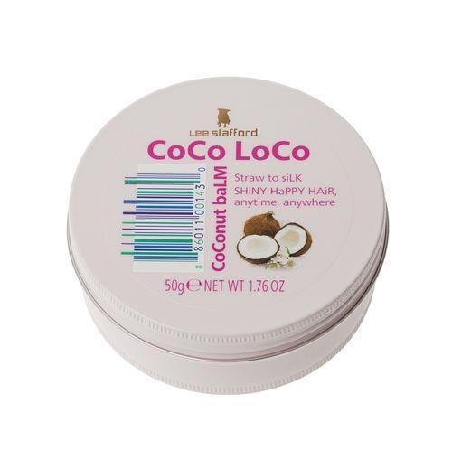 Lee Stafford Balzám na vlasy s kokosovým olejem CoCo LoCo (Coconut Balm) 50 g