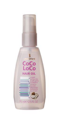 Lee Stafford Kokosový olej na vlasy Coco Loco (Hair Oil) 75 ml