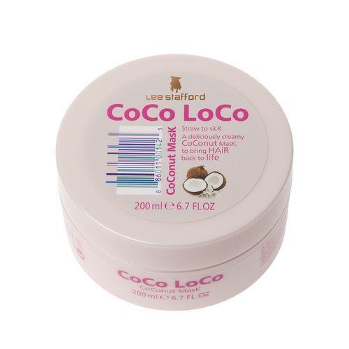 Lee Stafford Krémová vyživujúci maska s kokosovým olejom CoCo LoCo (Mask) 200 ml
