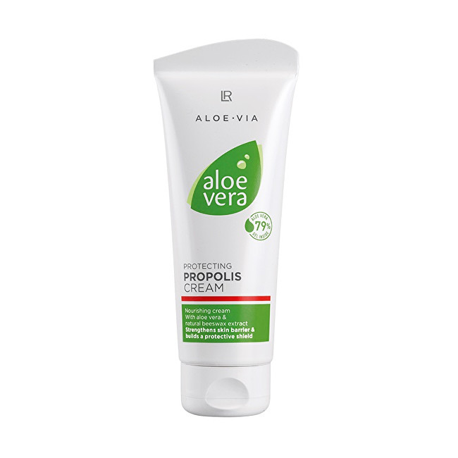 LR Aloe Vera Special Care ošetrujúci krém s propolisom 79 percent Aloe Vera and Natural Beeswax-Extract 100 ml