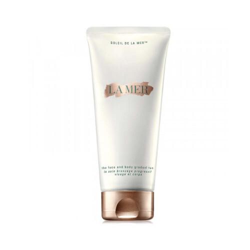 La Mer Osvěžující samoopalovací mléko Soleil De La Mer (The Face And Body Gradual Tan) 200 ml