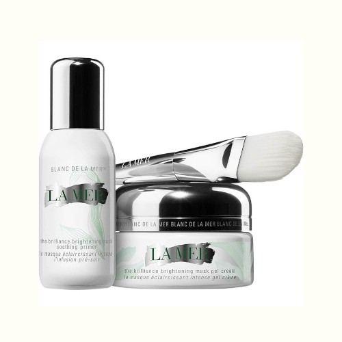 La Mer Rozjasňující pleťová maska Blanc De La Mer (The Brilliance Brightening Mask) 50 ml