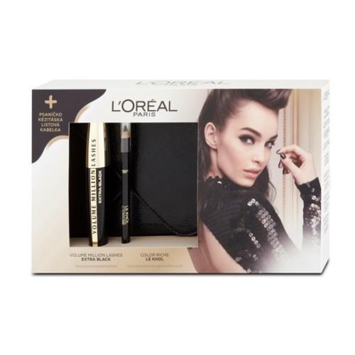L`Oréal Paris Dárková sada dekorativní kosmetiky s psaníčkem