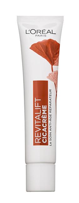 L´Oréal Paris Denní regenerační krém proti stárnutí pleti Revitalift Cica Cream 40 ml
