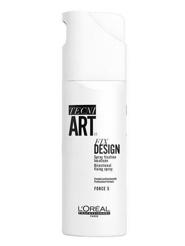 Loreal Professionnel Dokončovací sprej pro lokální fixaci účesu (Fix Design Directional Fixing Spray) 200 ml