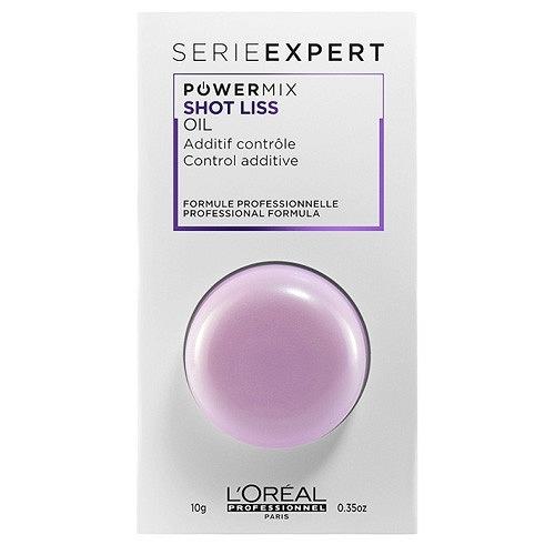 Loreal Professionnel Liss Unlimited (Powermix Shot Liss Oil) 10ml
