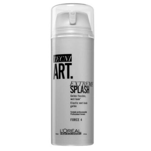 Loreal Professionnel Gel pro mokrý vzhled účesu Tecni.Art Extreme Splash 150 ml