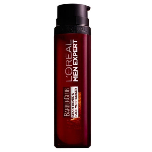 Loreal Paris Hydratační péče na krátké vousy & tvář Barber Club (Short Beard & Face Moisturiser) 50 ml