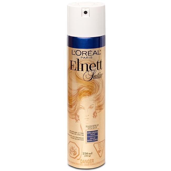 L´Oréal Paris Lak na vlasy s extra silnou fixací Elnett Satin (Extra Strong Hair Spray) 250 ml