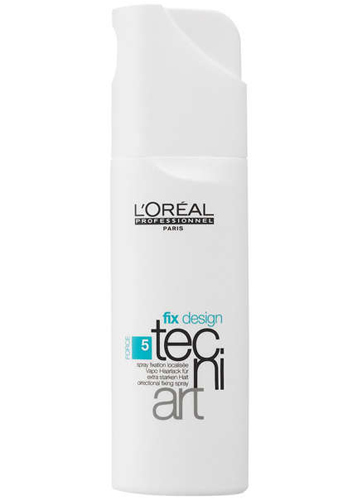 Loreal Professionnel Lak na vlasy s extra silnou fixací Fix Design (Directional Fixing Spray) 200 ml