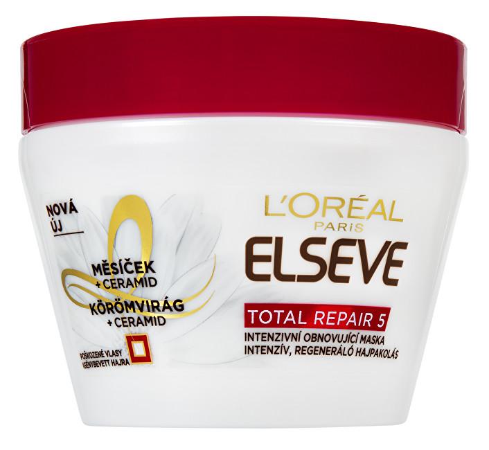 Loreal Paris Maska na poškozené vlasy Elseve (Total Repair 5) 300 ml