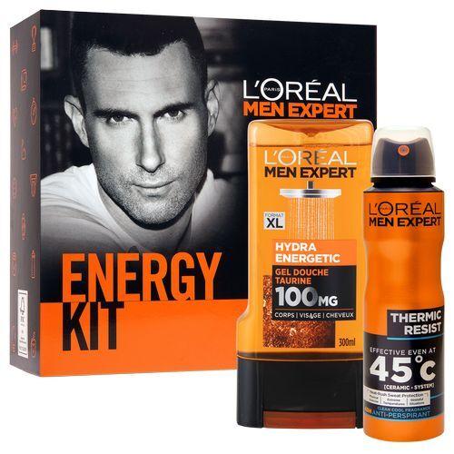 L´Oréal Paris Set cosmetic pentru bărbați Energy