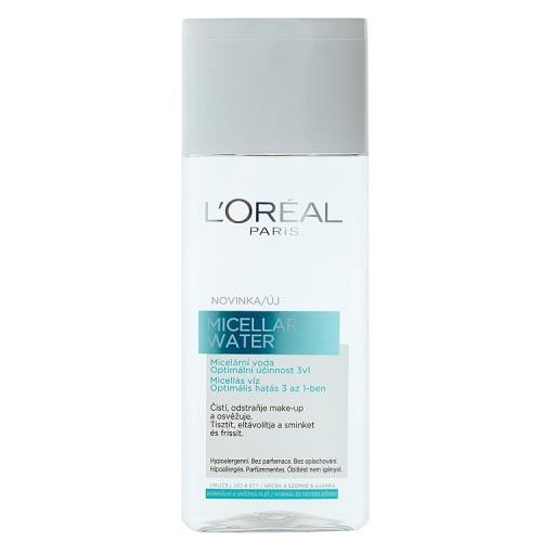 Loreal Paris Micelárna voda 3v1 (Micellar Water) 200 ml