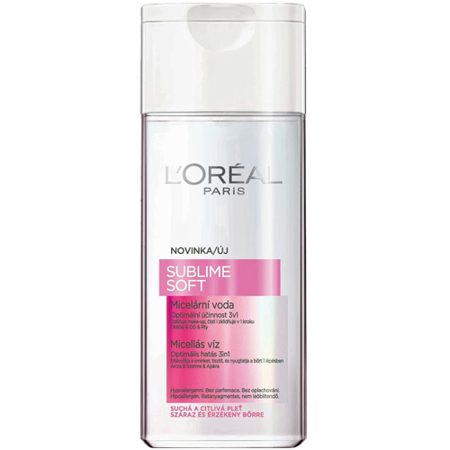 Loreal Paris Micelárna voda Sublime Soft 200 ml