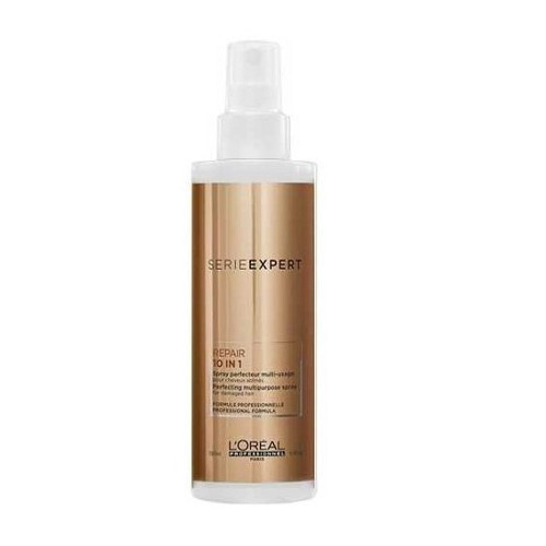 Loreal Professionnel Multifunkční sprej pro poškozené vlasy Serie Expert Absolut Repair Gold Quinoa  Protein Perfecting Multipurpose Spray 190 ml