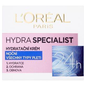 L´Oréal Paris Noční hydratační krém Hydra Specialist (Night Cream) 50 ml