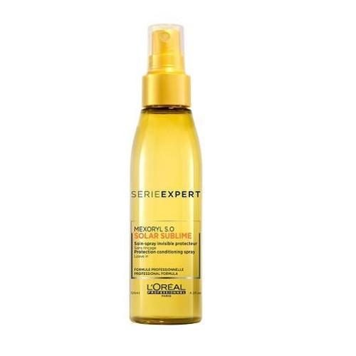 Loreal Professionnel Ochranný sprej na sluncem namáhané vlasy Série Expert (Solar Sublime Spray) 125 ml