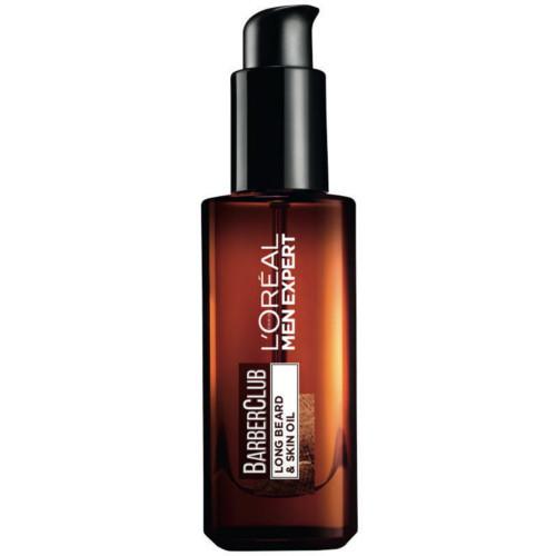 L´Oreal Men Expert BarberClub Long Beard & Skin Oil olej pro plnovous a pleť 30 ml