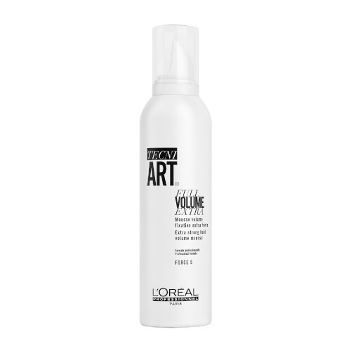 Loreal Professionnel Pěna na vlasy pro extra objem Tecni Art Full Volume Extra (Extra Strong Hold Volume Mousse) 250 ml