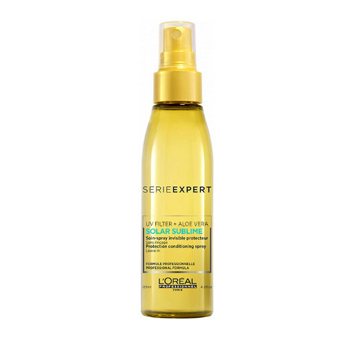 Loreal Professionnel Sprej na vlasy pre vlasy namáhané slnkom Serie Expert Solar Sublime (Protection Conditiong Spray) 125 ml