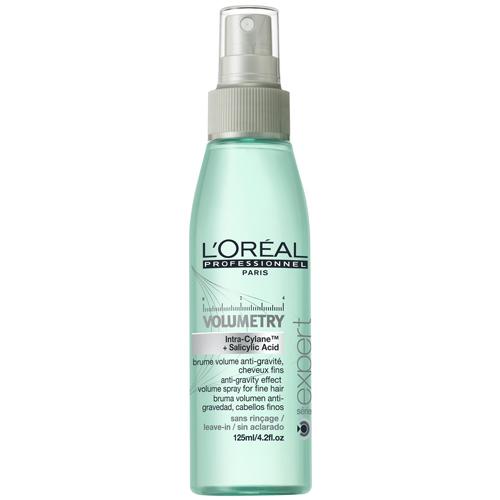 Loreal Professionnel Sprej pro objem vlasů Volumetry (Anti-Gravity Effect Volume Spray) 125 ml