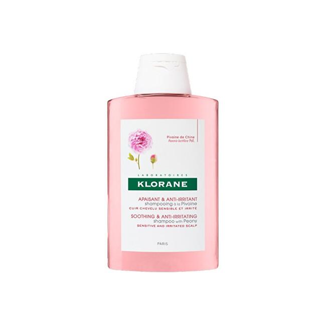 Klorane Hypoalergenní šampon zklidňující citlivou pokožku hlavy (Soothing & Anti-irritating Shampoo With Peony) 25 ml