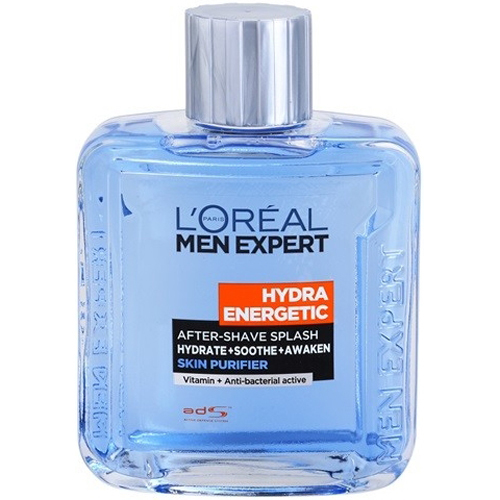 L`Oréal Paris Voda po holení Men Expert (Hydra Energetic After-Shave Splash) 100 ml