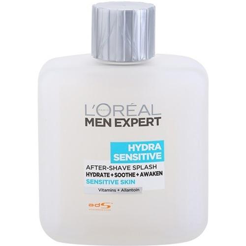 L´Oréal Paris Voda po holení Men Expert (Hydra Sensitive After-Shave Splash) 100 ml
