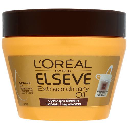 Loreal Paris Vyživující maska Elseve Extraordinary Oil 300 ml