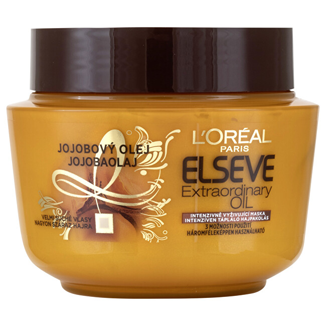 L´Oréal Paris Vyživující maska Elseve Extraordinary Oil 300 ml