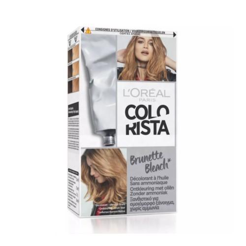 L´Oréal Paris Zesvětlovač na tmavé vlasy Colorista Brunette Bleach