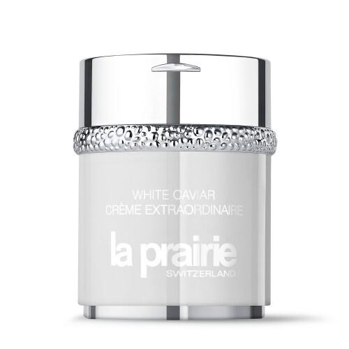 La Prairie Denné aj nočné rozjasňujúci krém White Caviar (Creme Extraordinaire) 60 ml